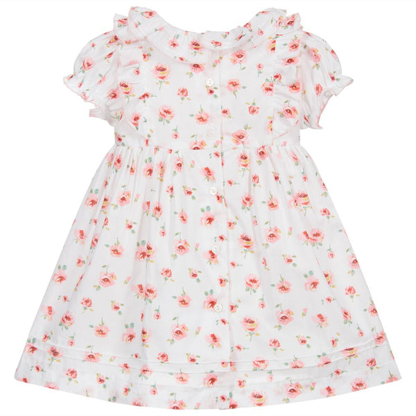 Patachou Baby Girl Flower Dress