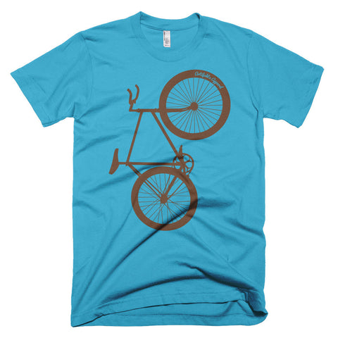 cool bicycle tshirt