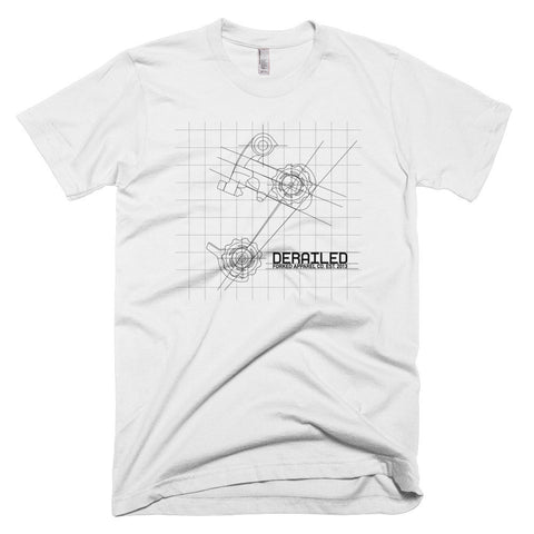 Derailed t-shirt
