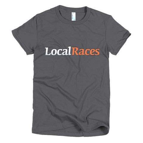 LocalRaces t-shirt - women