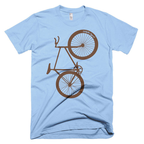Big Wheelie t-shirt - Brown Graphic
