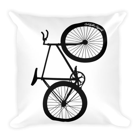 bicycle pillow black