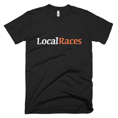 LocalRaces t-shirt - men