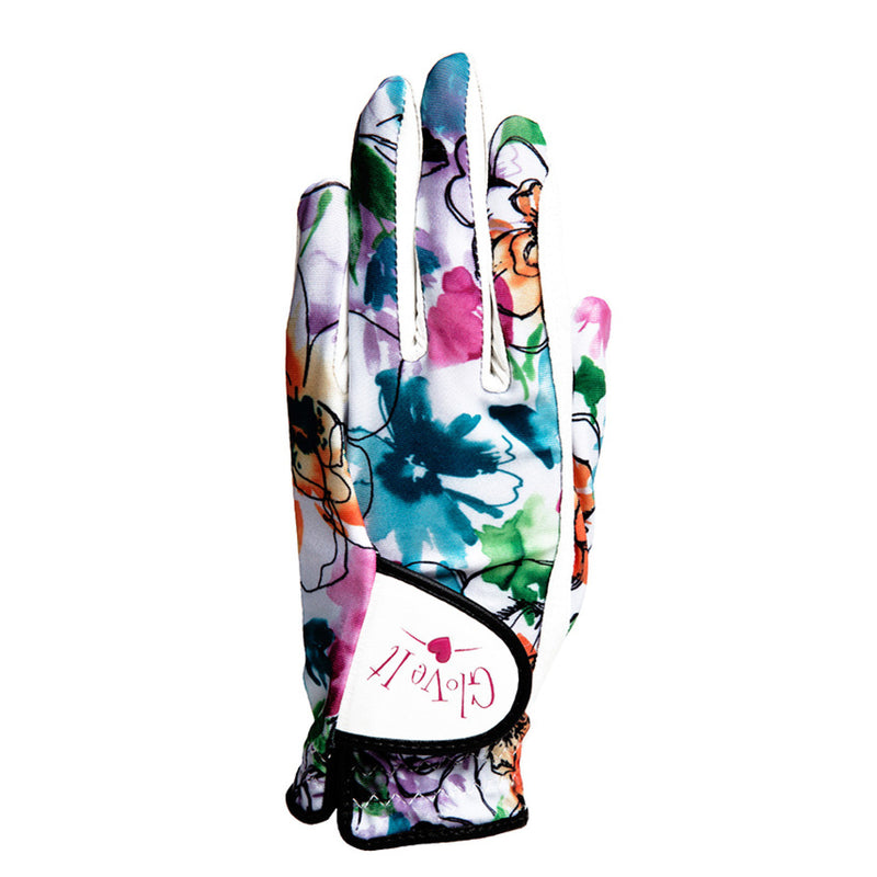 Garden Party Leather Golf Glove
