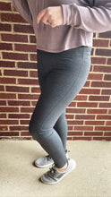 """Leah"" Leggings, Gray"
