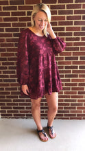 """Savannah"" Dress, Wine"
