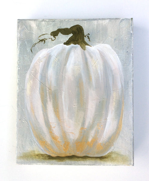 The Wistful Pumpkin