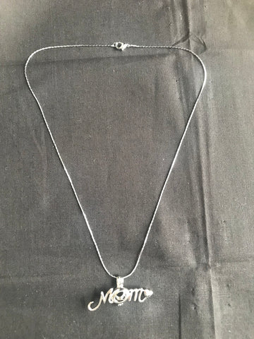 Necklace (silver plated)