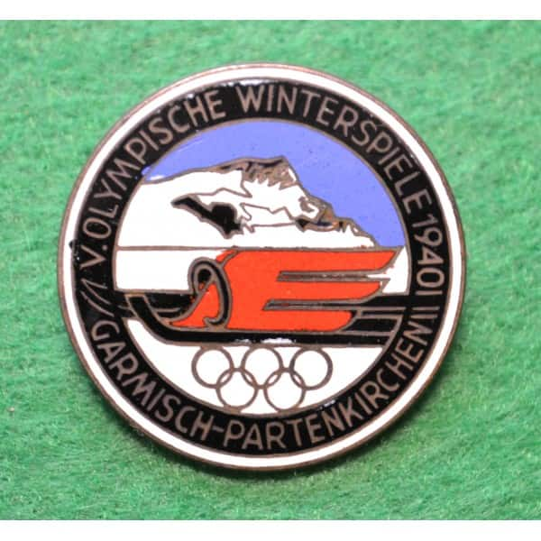 German Olympic pin