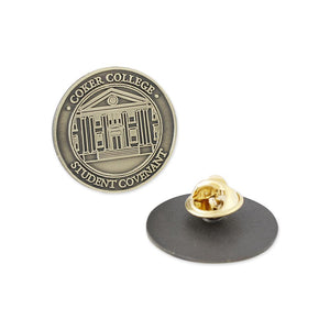 Custom Die Struck Antique Pins