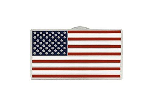 Official American Flag Pin