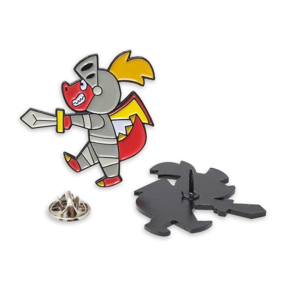 Adventure Dragons Enamel Pin Set