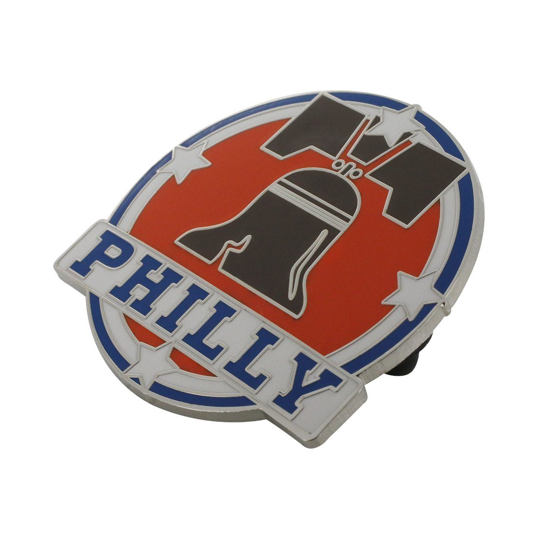 Philadelphia Liberty Bell City of Brotherly Love Souvenir Pin