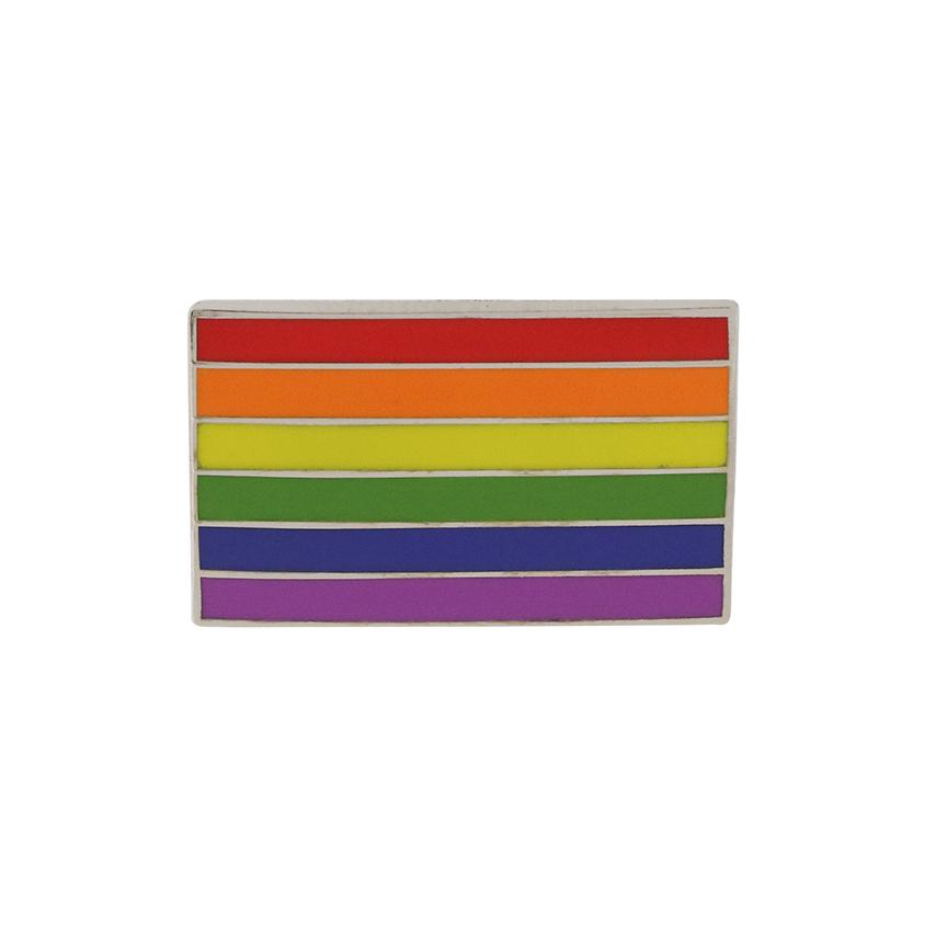 Gay Pride Standard Rectangle Flag