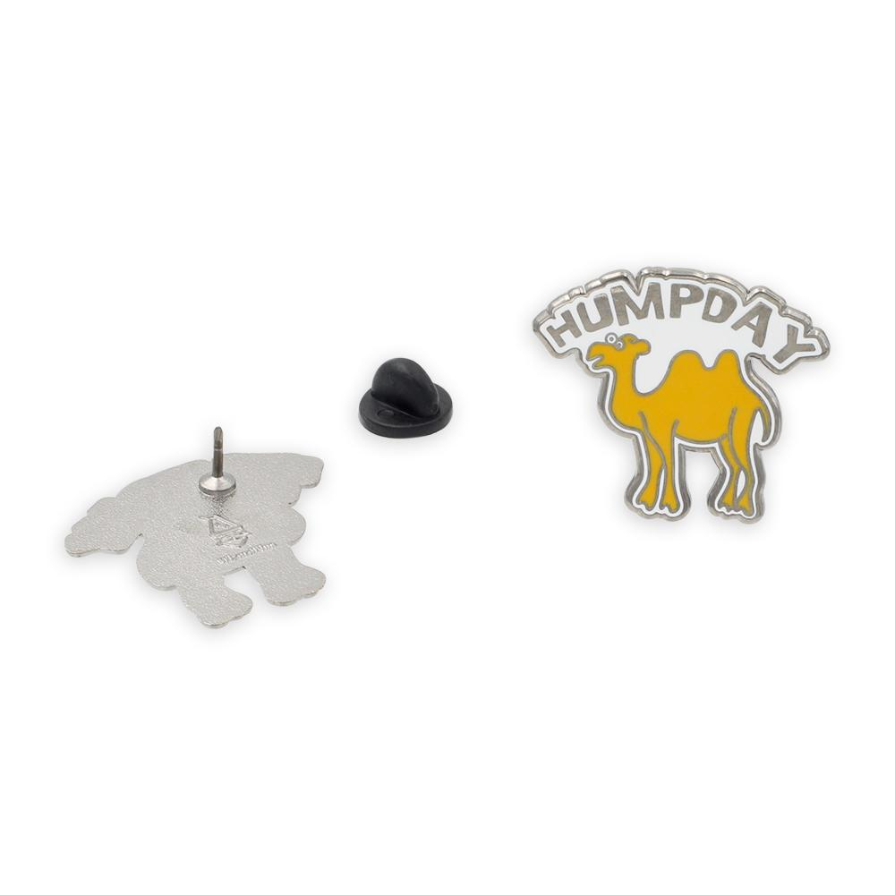 Humpday Wednesday Camel Enamel Pin