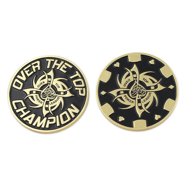 Custom Soft Enamel Coins | $15 off your first order | WizardPins