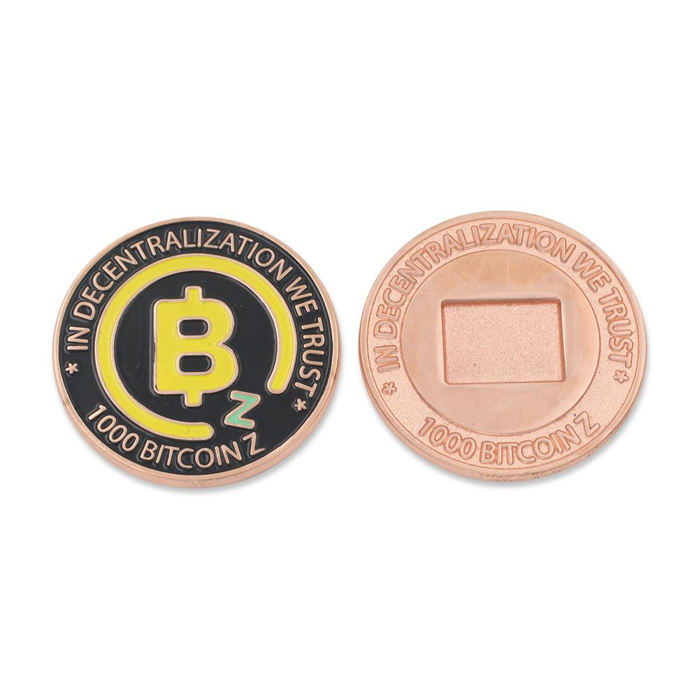 Custom Soft Enamel Coins