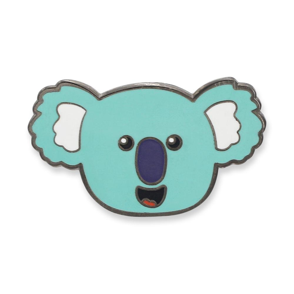 Kawaii Koala Bear Cute Animal Hard Enamel Lapel Pin
