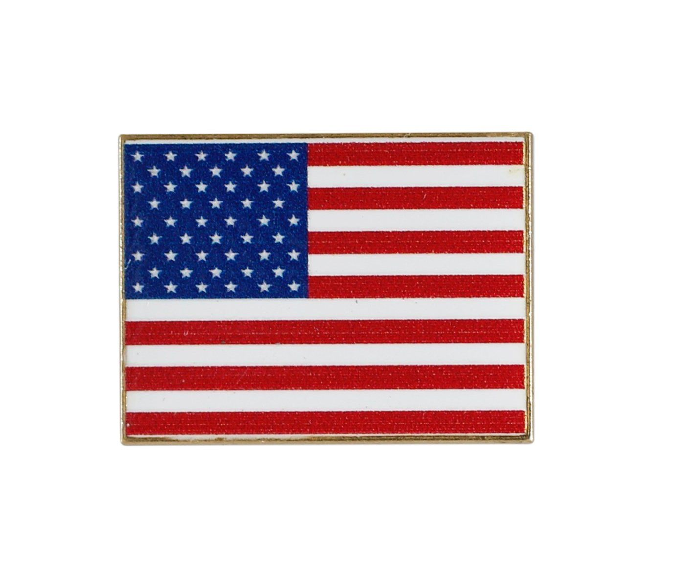 USA Flag Pin Made in America