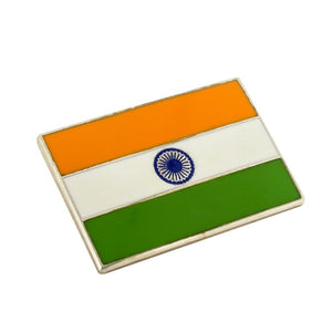 Indian Flag India Enamel Lapel Pin