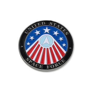 Department of The Space Force USA Official Challenge Coin