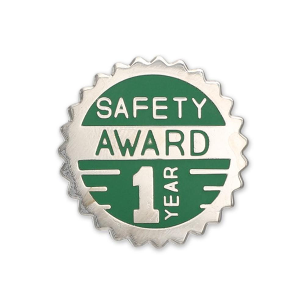 Safety Award Lapel Pin