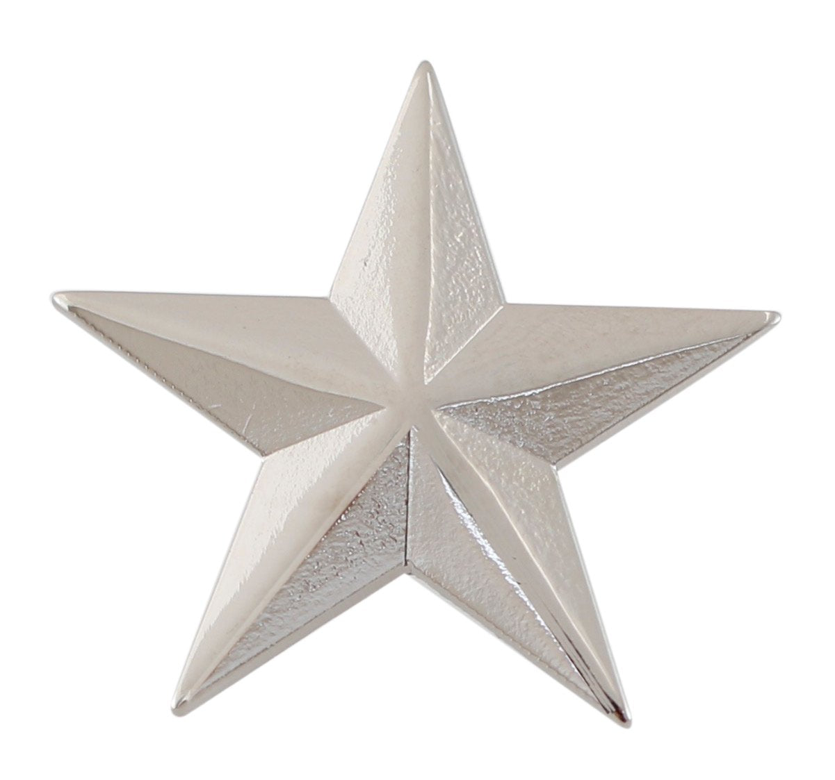 Sterling Silver Custom Pin Star Pin