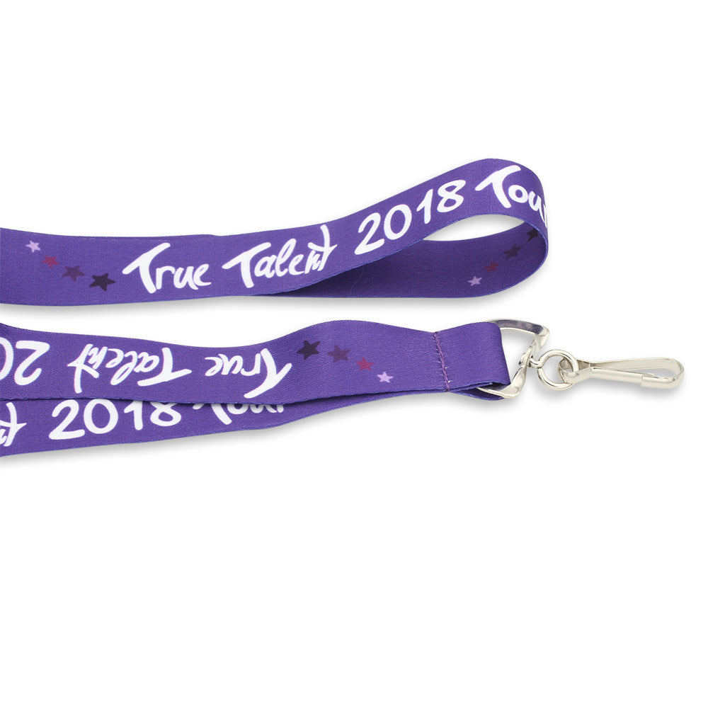 Custom Lanyard With Swivel Hook