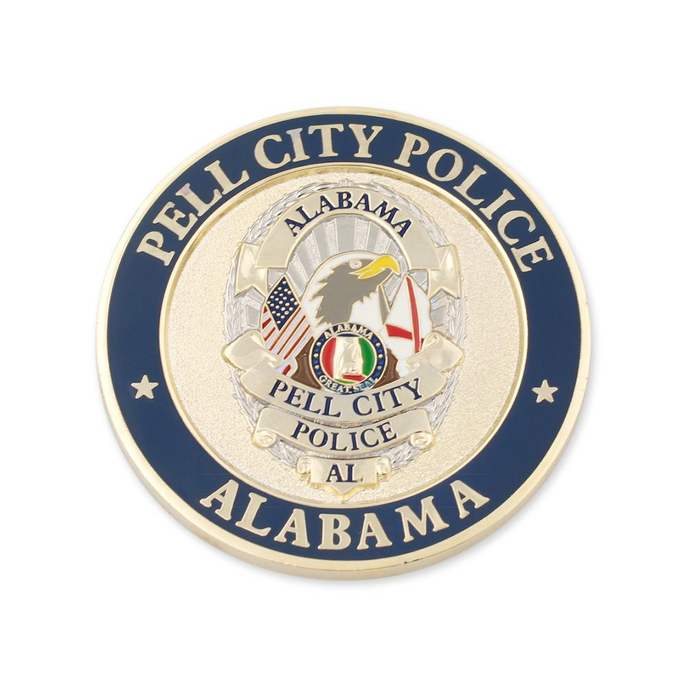 alabama police challenge coin