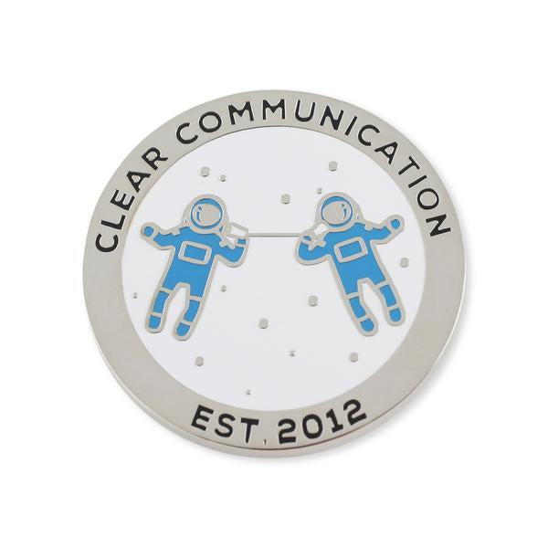 corporate gift challenge coin