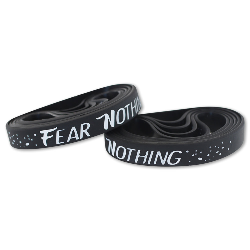 Fear Nothing Livestrong Style Bracelet