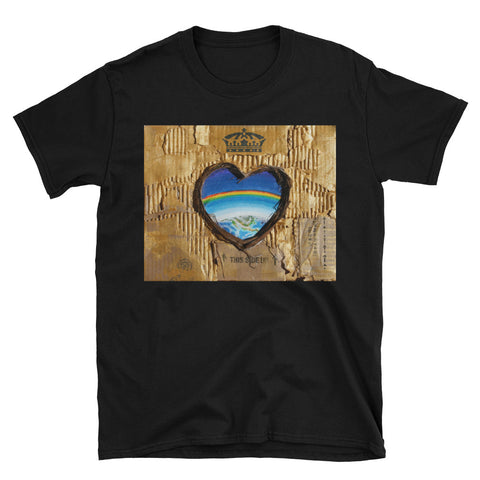 Valentine for the Earth T-Shirt by Ann Beam