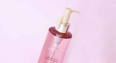 Missha M Perfect BB Deep Cleansing Oil. aceite limpiador. cosmetica coreana. koco chic