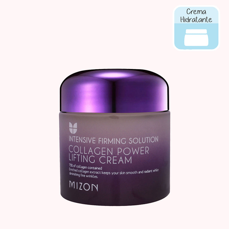 MIZON Collagen Power Lifting Cream. cosmetica coreana. koco chic