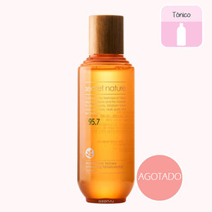 SECRET NATURE Mandarine Honey Moisturizing Toner. Tonico. toner. cosmetica coreana. kbeauty. koco chic