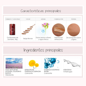 Bronze Super Plus Beblesh Balm SPF50+ PA+++. BB Cream. Ingredientes. Bronce. Skin79. Cosmética coreana. Koco Chic
