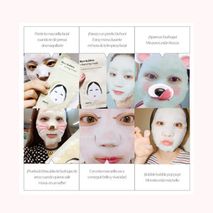 Fotos Rice Bubble Cleansing Mask