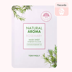TONYMOLY Natural Aroma Rosemary Oil Mask