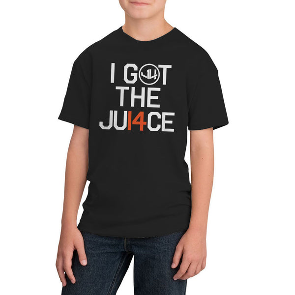 I Got The Juice Youth Crew T-Shirt