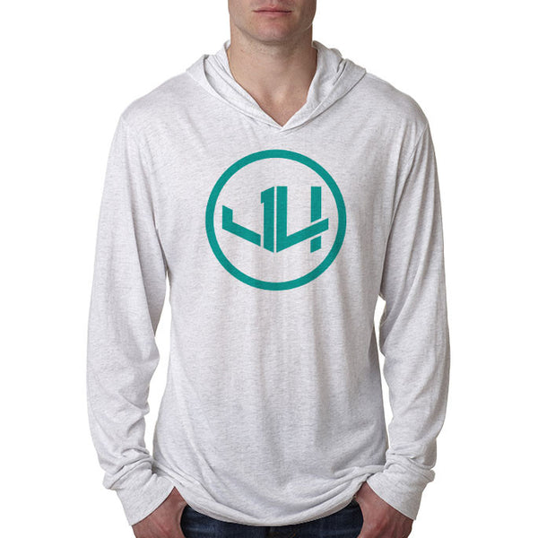 JL14 Iconic Long Sleeve Hooded Shirt