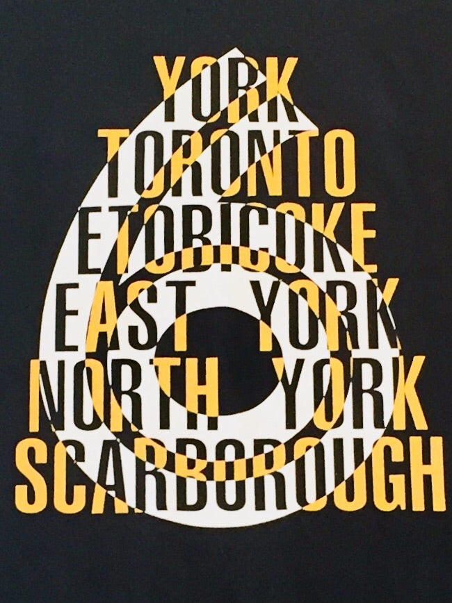 6iX Cities Tee