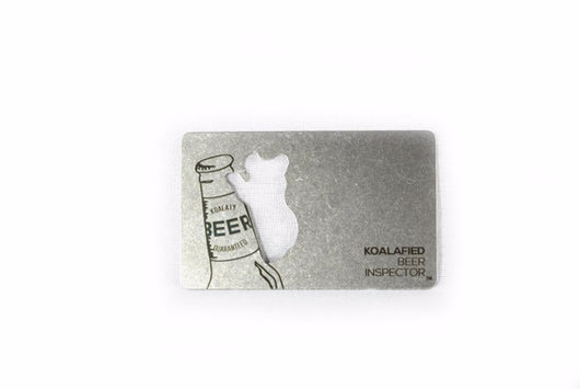 Beer & Friends Wallet Card Bottle Openers