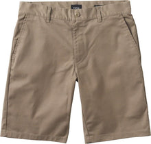 "RVCA Men's Shorts ""Week-End Stretch"""