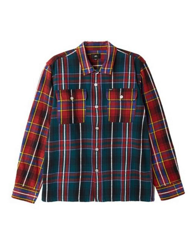 OBEY Guys Flannel