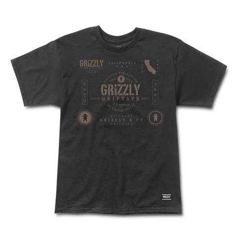 Grizzly Men's Tee