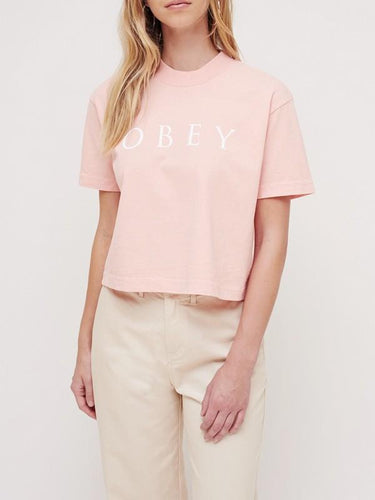 Obey Women's Crop