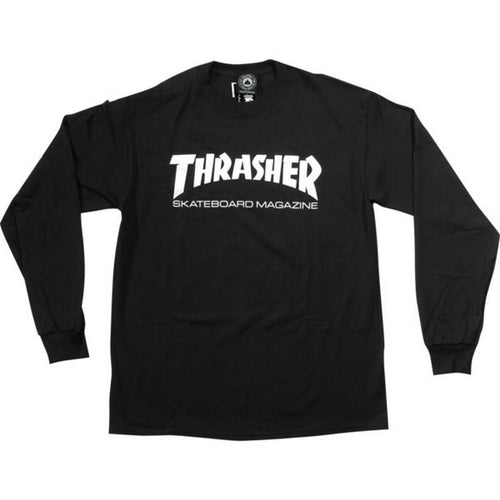 Thrasher Men's Long Sleeve Tee