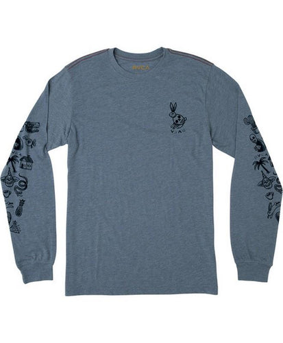 RVCA Men's Long Sleeve
