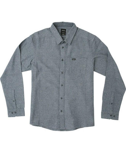 RVCA Men's Button Up