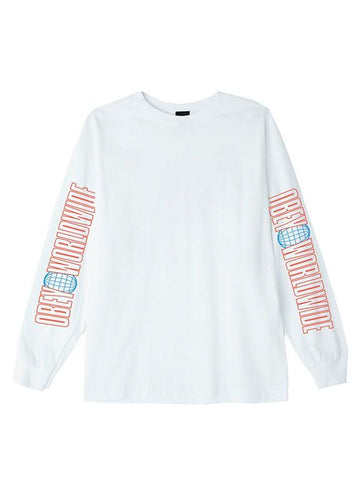 Obey Guys Long Sleeve